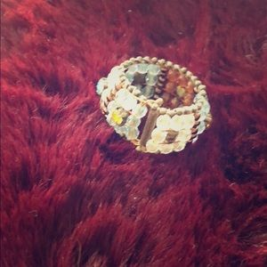 Beaded ring for sale